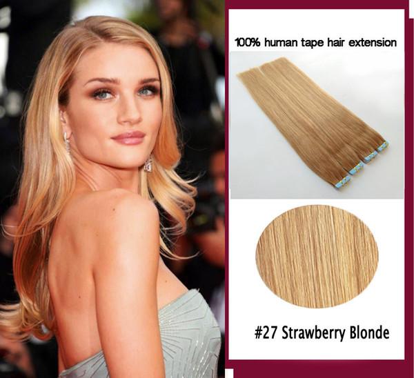 # 27 Strawberry Blonde