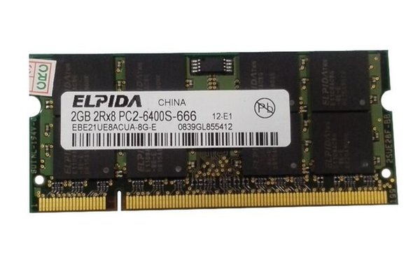 for iMac MB323 MB324 MB325 MB398 Laptop 4GB DDR2 800 RAM 2GB 2Rx8 PC2-6400S 200-PIN SODIMM memory