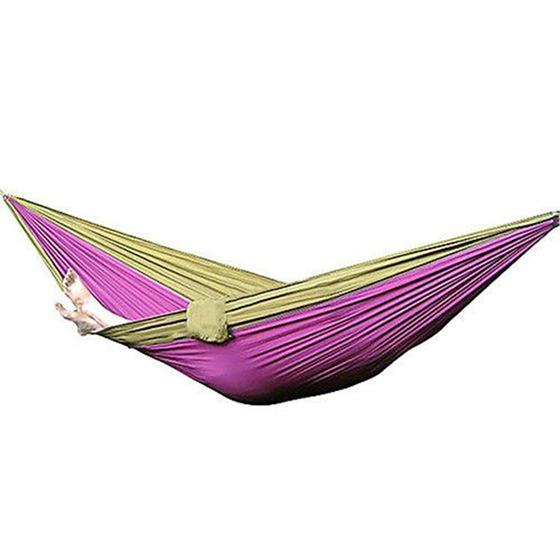 TFBC-Hot Sale Nylon Fabric Hammock Travel Sleeping Camping For Double Two Person