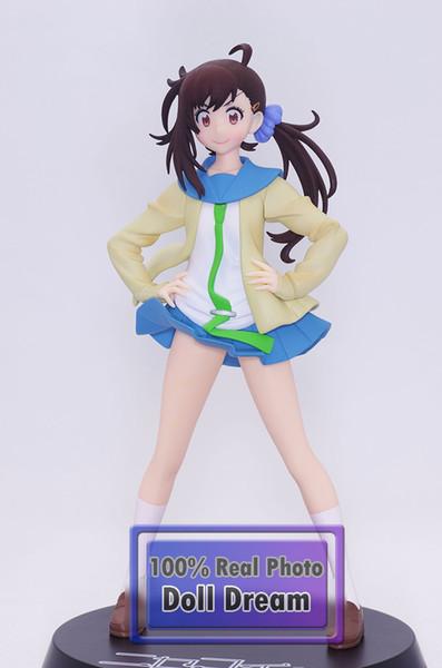 1 pcs 1/8 Japonês original anime figura Nisekoi Onodera Haru action figure modelo colecionável brinquedos para meninos