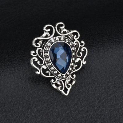 Salvaje Temperamento Mujer Diamante Pequeño Collar Aguja Blusa Broche Chaqueta Collar Hebilla Broche Collar Escote Ornamento