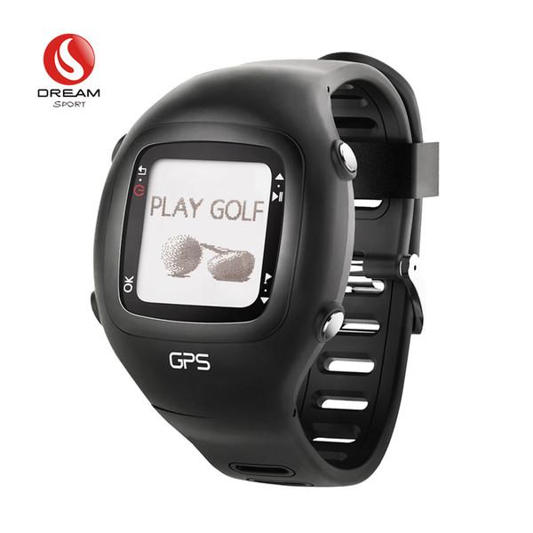 Montre GPS de golf Dream Sport, appareil de golf GPS avec parcours international 36000 Plus pour femmes et hommes