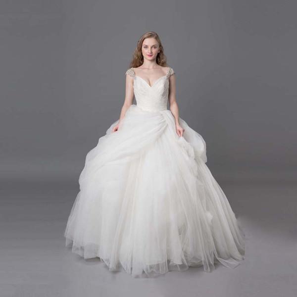 2017 Cinderella Snow White Wedding Design Original Wedding Dress ...