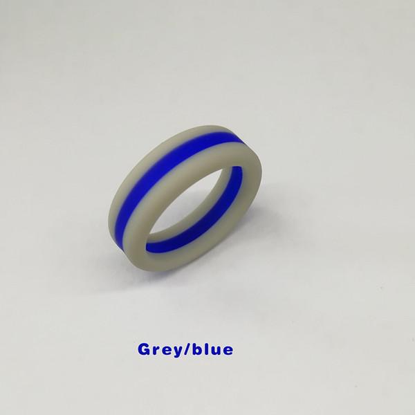 Gri / Mavi