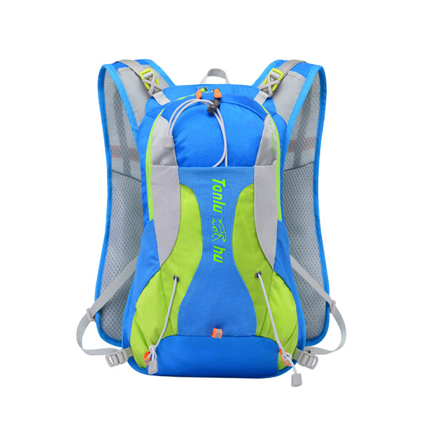 TANLUHU Waterproof Cycling Backpack Outdoor Sport Bags Running Pack Hiking Jogging Climbing Camping Pouch Backpack For Men Women