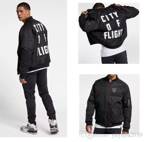 2018 new mens designer jackets jord-n long sleeve crew neck zipper Men's Jackets famous brand t shirt Outerwear and coats for man LXWM