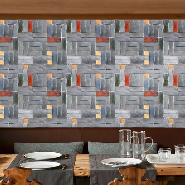Acquista Creativo Adesivi Murali Cucina Decorazione Sul Muro ...