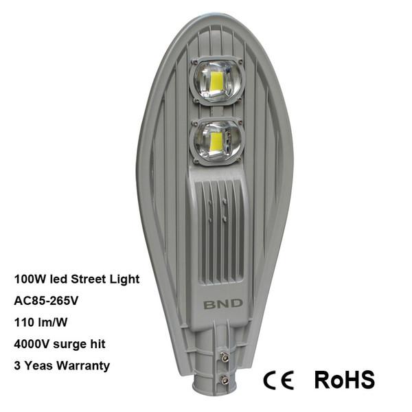 1 UNIDS 200 W 150 W 100 W 50 W 30 W Al aire libre Iluminación de carretera Luz de calle Farola Lámpara de calle Impermeable High Way Camino luz