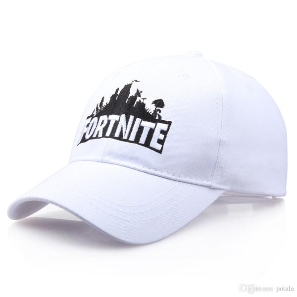 Fortnite Battle Knitted Hats Baseball Street dance caps Grey Embroidered  cotton Hip Hop Embroidery Knitted Costume Visor Girls Boys Beanies ebf1e6123671