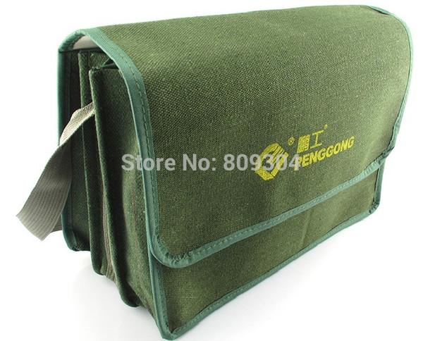 Распродажа!! Ремонт сумки холст многофункциональный органайзер инструменты сумки для электрика