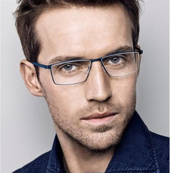 f3000e86eb 9519 glasses frame vintage eyeglass designer glasses prescription there is no  screw style design men women brand eyeglasses frame