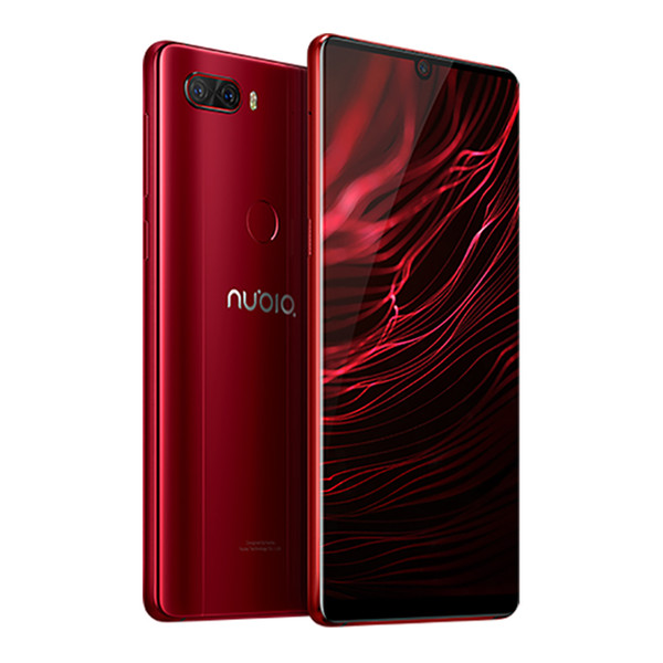 "Original ZTE Nubia Z18 4G LTE Mobile Phone 6.0"" Full Screen Snapdragon845 Octa Core 6GB RAM 64GB ROM 24.0MP Fingerprint ID Smart Cell Phone"