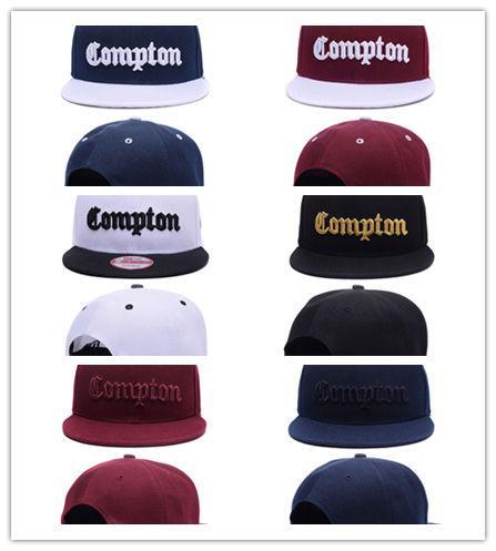 Yüksek Kalite Yeni Stil SSUR Snapback Kap Compton Şapkalar hip pop mens kadınlar klasik Ucuz moda ayarlanabilir snapbacks caps sokak ...