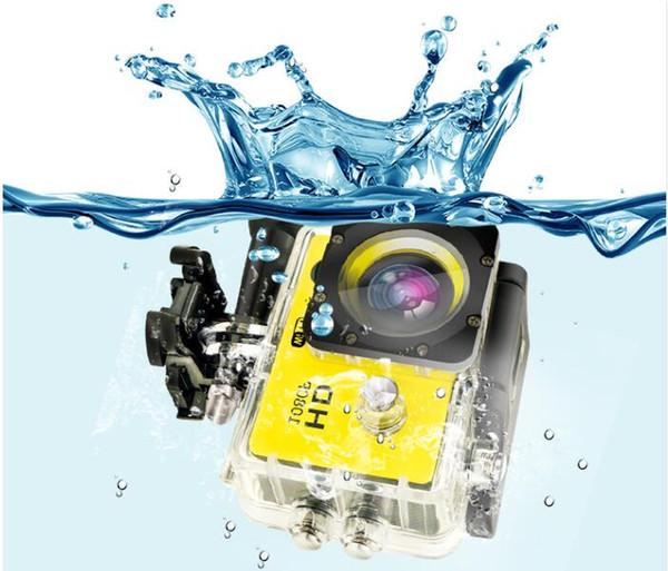 Cheapest Best Selling SJ4000 A9 Full HD 1080P Camera 12MP 30M Waterproof Sport Action Camera DV CAR DVR