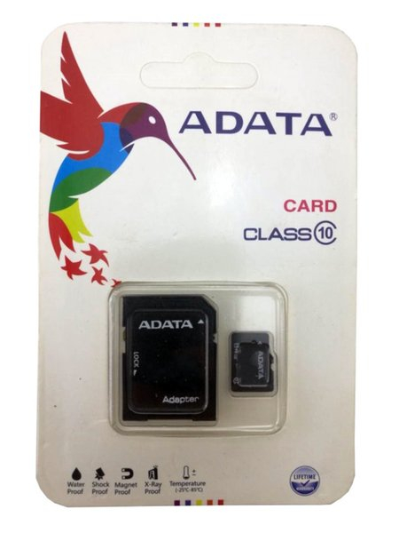 Top New SALE Arrival ADATA 256GB 128GB 32GB 64GB Micro SD Card TF C10 Flash SD Adapter SDXC Retail Package