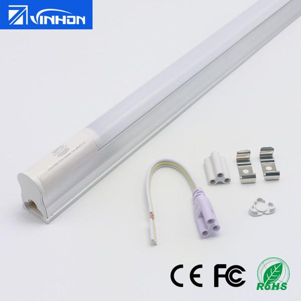 radar motion sensor t5 integrated led tube light 2ft 3ft 4ft human body  sensor led light