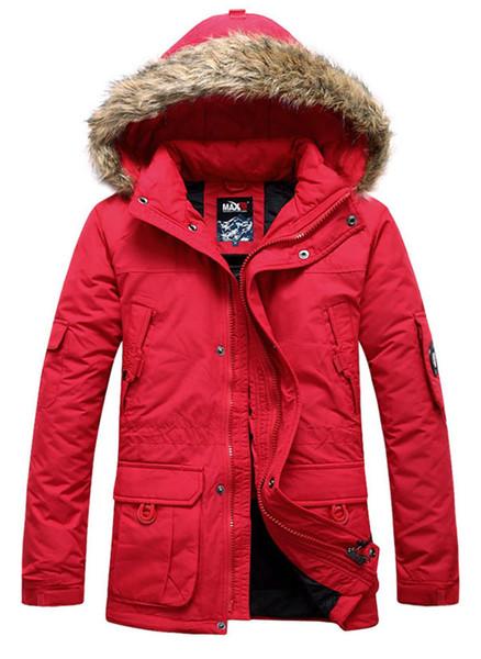 Erkek sonbahar / kış açık yeni otantik sıcak sıcak marka moda eğlence kişinin ahlak bile kap büyük metre aşağı ceket yetiştirmek. S - 6xl