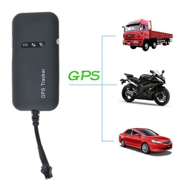 Car Vehicle Global Real Time Tracking Device Mini GPS Tracker GSM GPRS Locator DHL UPS Free Shipping