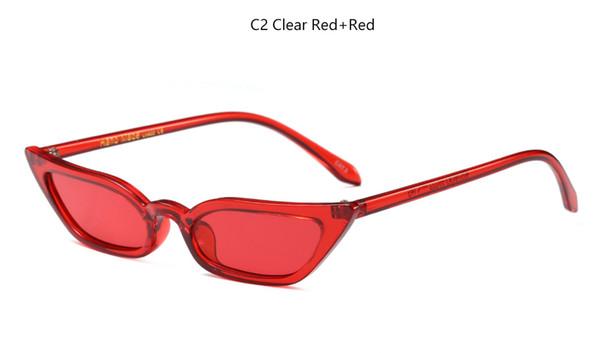 C2 kırmızı kırmızı