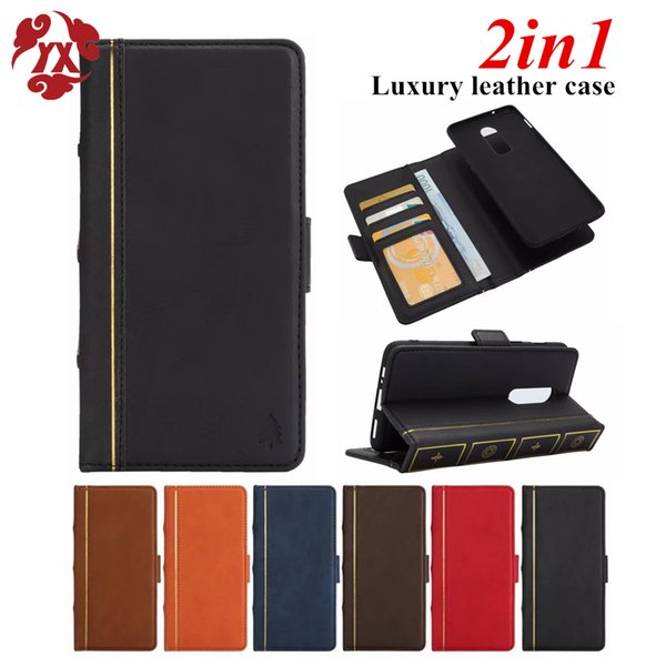 YX 2 in 1 Cosplay Vintage Leather Case For OnePlus 6 case for oneplus six Harry Potter Magic Book Wallet Flip Detachable Cover