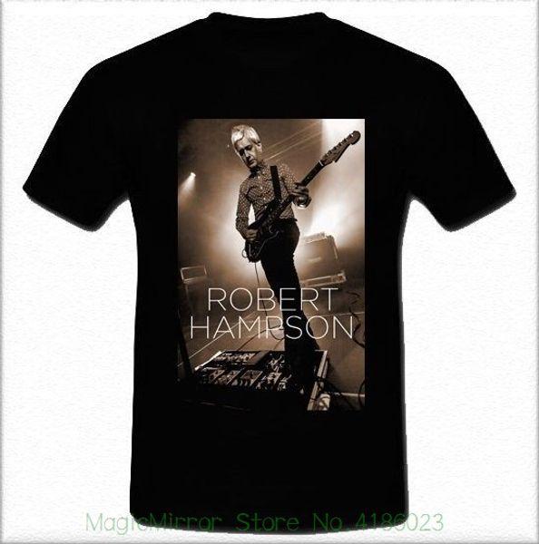 Robert Hampson Tour 2015 Loop Discount Wholesaleedelic Rock Band T-shirt Tee S M L Xl 2xl Mens Hipster Short Sleeve Tee Tops