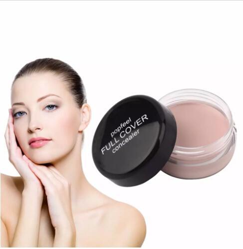 Nueva Venta al por mayor de Concealer Full Cover Hide Blemish Face Eye Lip Crema Corrector Corrector Maquillaje Corrector en crema de calidad superior