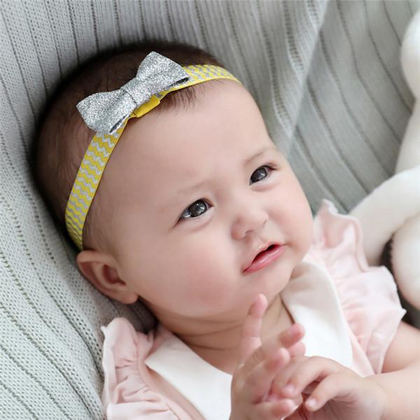 20 Stück Baby Mädchen Haarbänder Kopfschmuck Haarschmuck Stirnband Fotoshooting