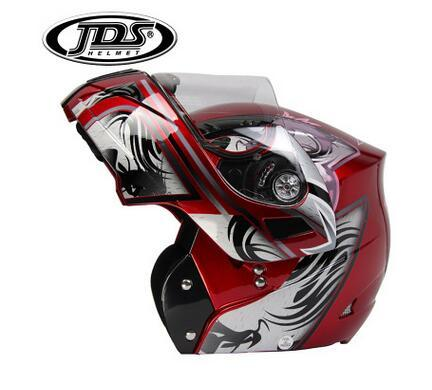 New 831 open face helmet electric car motorcycle winter helmet men and women fashion section warm anti-fog full face hh