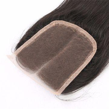 "Body Wave Hair style Middle Part 6""-20"" density 130% 4x4inch 30g Closure Hair Pure Brazilian Lace Top Closure Lace Size Fashion Hair"