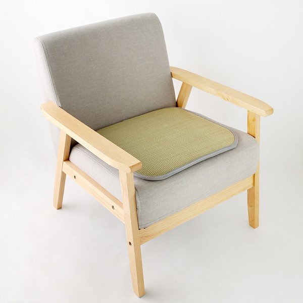 Summer Mat Seat Cushion Student Non-slip Breathable Home Office Decor Pillow Buttocks Sponge Dining Memory foam Chair Cushion