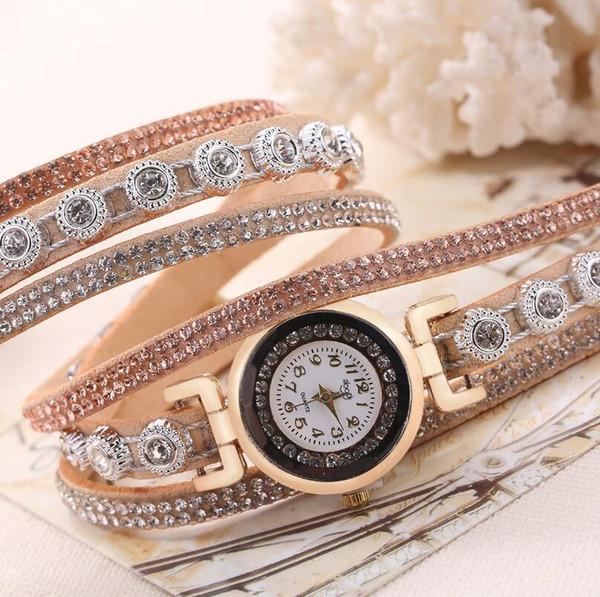 9fba3505 Ladies Fashion Velvet Bracelet Watch Luxury Shambala Diamond Bangle Watch  Women Watches Factory Price Pocket Watches Buy Watches Online From ...