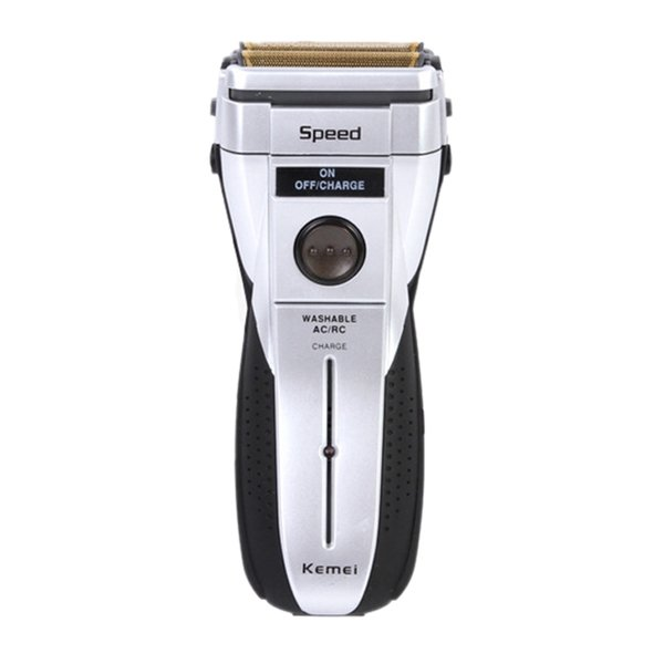 kemei KM-1730 rechargeable electric shaver 3D floating beard shaver electric razor men shaving machine hair trimmer face care