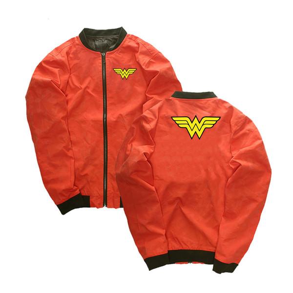 Wonder men jacket Hip hop men clothes 2018S tand Collar mens wind break High quality jackets streetwear overcoat discount cheap