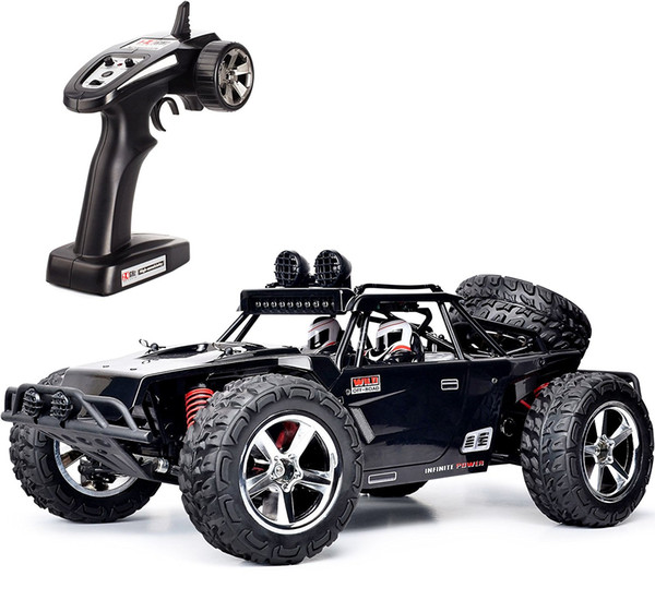 SANTSUN RC CAR High Speed 30MPH+ 1:12 SCALE RTR Racing 4WD ELECTRIC POWER 2.4GHz Radio Remote control Off Road Truck