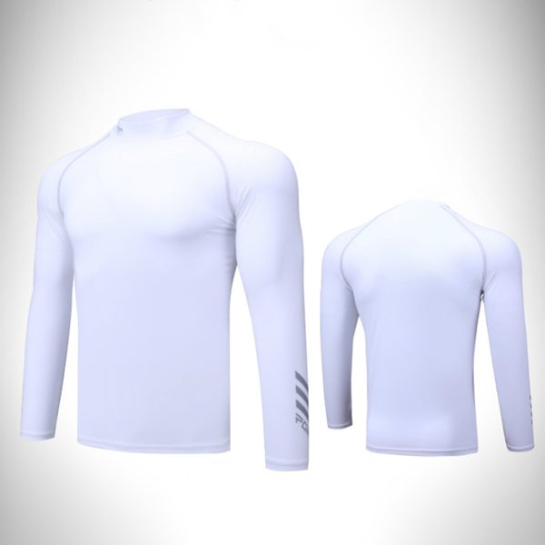 best selling Golf Base Shirt Quick Drying Breathable Sports Base Shirt Compressed Sports