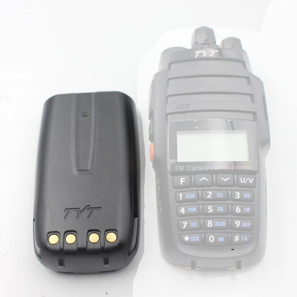 Original 7.2V 3600mA Lithium-Ionen-Batterie BT-THUV8000D für TYT TH-UV8000D Zwei-Wege-Radio Hohe Kapazität lange Akkulaufzeit