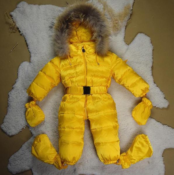 2018 Winter New Baby siamese per bambini, Fashion Candy, Giacca con cappuccio a maniche lunghe per bambini e ragazzi