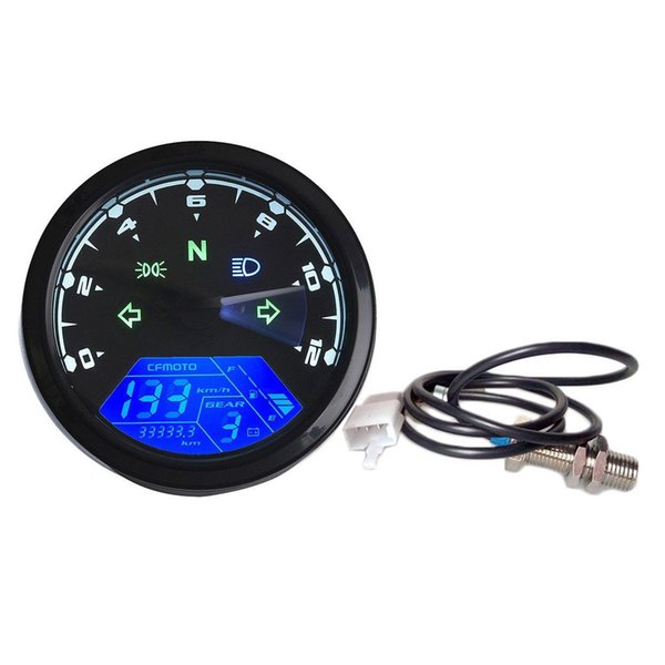 Auto Parts  U0026 Accessories Universal Lcd Digital Motorcycle