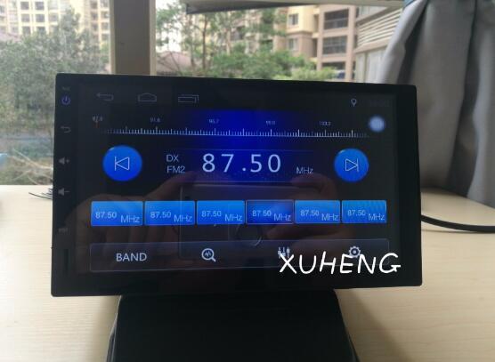 1G Ram Android 6.01 Car Audio for Nissan Xtrail Hyundai Universal Headunit Stereo Vedio GPS Navi Multimedia Radio PC Monitor 4G