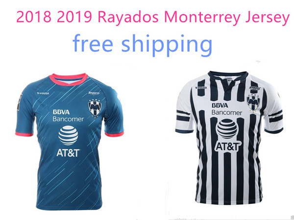 info for 42218 ebe66 2018 2018 2019 Rayados Monterrey Jersey Home Away Project Pink 3rd Soccer  Jerseys Top Thai Quality Molina Sanchez Hurtado Shirts Size S 2xl From ...