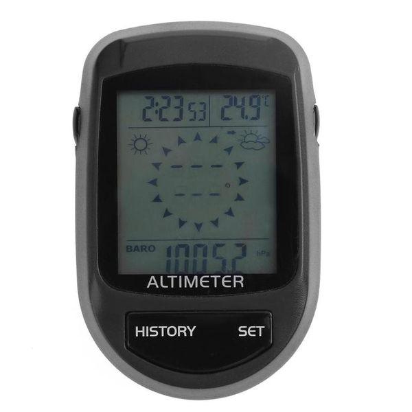 8 In 1 Multifunktions-Outdoor Digital Kompass LCD Höhenmesser Barometer