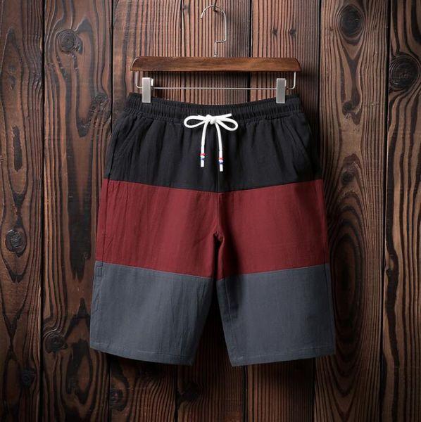 Homens Curto Moda Verão Casual Metade Comprimento Grande Plus Size Designer de Cintura Meta Sports Estilo Hip Hop Shorts de Alta Qualidade