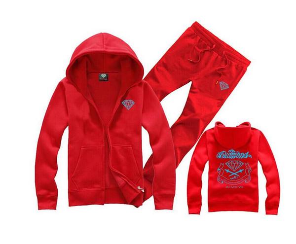 885 s-5xl New Winter Autumn Fashion Hoodies Men l Sportswear Male Hoody Zipper Long Sleeve Diamond Supply sweat suit