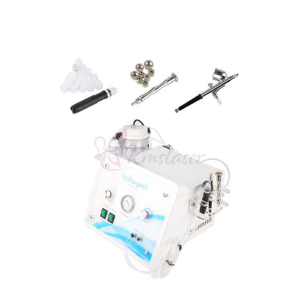 Hydra Dermabrasion Facial Machine Aqua Cleaning Hydro Microdermabrasion Water Peeling Wrinkle Removal Skin Care Oxygen Jet Facial Spray Gun