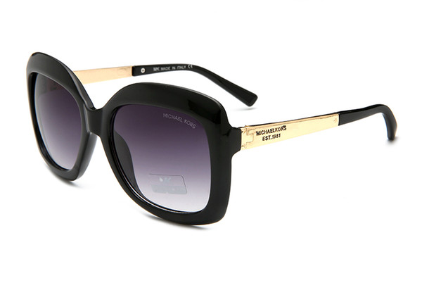wholesale! Brand Designer Vintage High Quality Lens Pilot Men and Women Fashion Sunglasses Sports Sunglasses AAA1