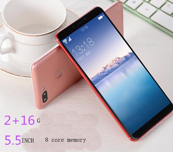 Ultra-thin low-cost smartphone, R11s dual-camera 5.5-inch full Netcom 4g mobile phone, wholesale one machine can be OEM