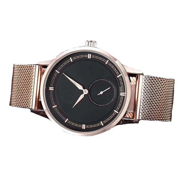 Reloj automático de lujo para hombre Top Band Moda moderna Relojes de pulsera de hombres de acero 316L Famoso reloj de diseño Reloj de cuarzo para hombre Relojes Reloj