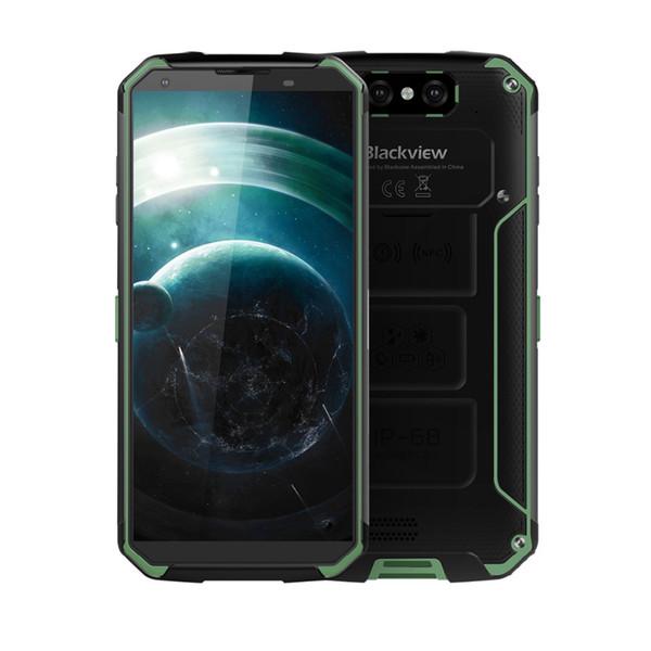 IP68 Waterproof Tri-proof Blackview BV9500 4G LTE 4G 64GB Octa Core NFC GPS Fingerprint 16MP Camera 10000mAh 12V/2A Quick Charge Smartphone