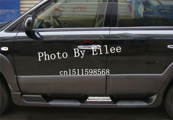 De alta qualidade PARA OEM Hyundai TUCSON 2005 2006 2007 2008 2009 2010 placa de execução lado passo Ner bar