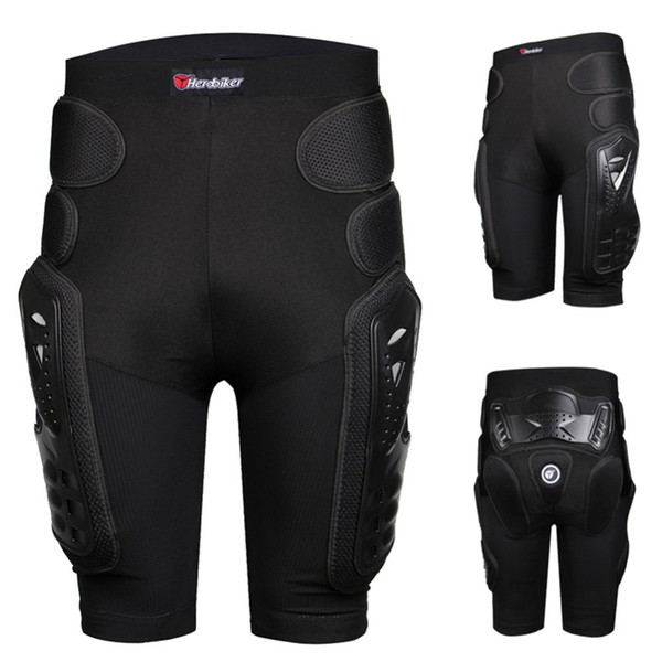 best selling HEROBIKER Overland Motorcycle Armor Pants Leg Ass Motocross Protection Riding Racing Equipment Gear Motocross Protector